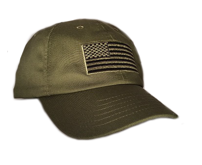 The OD American Flag Tactical Hat is a favorite of tactical law enforcement  personnel and prior service military personnel around the country. 126e4ab68e50